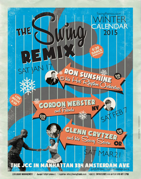 Swing Remix Winter Events 2015