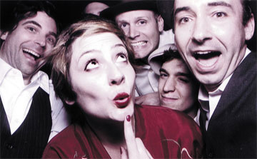 The Hot Sardines Jazz Band